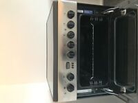 600mm width electric oven