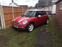 Mini hatchback 1.6 petrol