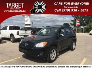 2009 Toyota RAV4 4wd, 4Cyl Great on Gas and More !!!!