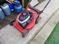 wanted petrol lawnmower for parts / not working / broken, cash waiting
