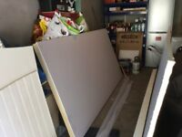 Celotex 4100 Insulation Board Size 240cm x 120cm. Depth 7cm. Unused.