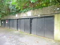Garage for storage nr medryck park bournemouth