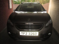 2014 Peugeot 2008 in Great Condition (low Mileage)