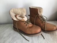 Wrangler brown boots