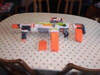 Nerf Modulus with extras
