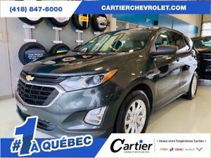 2018 Chevrolet EQUINOX FWD LS-FWD * ANDROID AUTO* APPLE CARPLAY