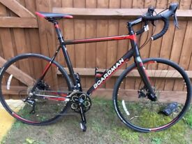 2016 Boardman Comp road bike size XL