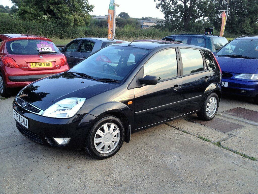 swainsthorpe motor co 2004 ford fiesta 1 4 ghia tdci diesel black mot 19th sep 2017 in norwich. Black Bedroom Furniture Sets. Home Design Ideas