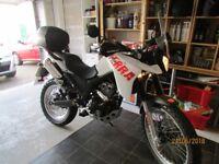 Derbi Terra Adventure 125cc 16reg