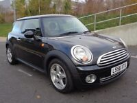 2007 MINI COOPER NEW SHAPE AUTOMATIC PETROL, FULL LEATHER, SAT-NAV, LOW MILEAGE, FULLY LOADED