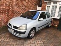 Renault Clio 2003 Quick Sale £££300