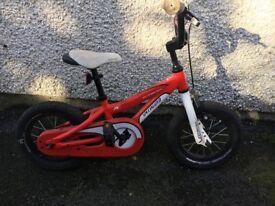 """Specialized hotrock 12"""" kids bike"""