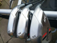 Taylormade ATV wedges 50,56,60 Degree