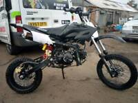 Akuma Assassin 125 Pitbike 2011