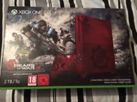 Gears of War limited Edition Xbox One