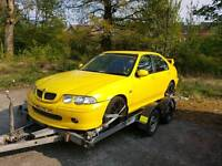 Wanted mg zs180 2.5