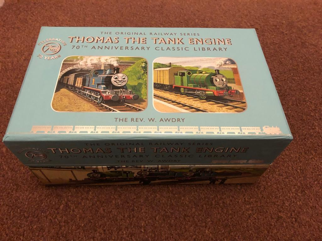 Thomas the Tank Engine complete book collection - BRAND NEW | in Exmouth,  Devon | Gumtree