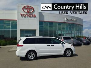 2014 Toyota Sienna 7-PASS 4dr Front-wheel Drive