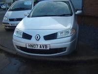 For Sale Renault Megan Extreme 16v 1.4 Petrol 2007