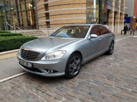 Mercedes Benz S500L Limousine Amg FSH Phenomenal Spec FACELIFT