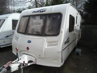 Bailey Pageant Bordauex 2005 Fixed Bed £6250