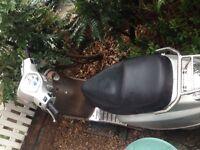 Lintex moped 125 stroke 4