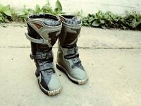 Childs Thor motocross boots