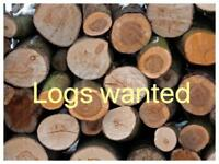 Wanted logs