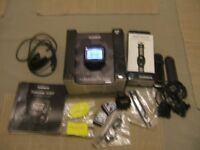 GARMIN FORERUNNER 910XT GPS MULTISPORTS WATCH WITH QUICK RELEASE KIT £80.00 ONO