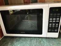 Kenwood microwave 25L