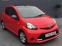 Toyota aygo 1.0 Petrol 0 tax 2013 5 speed