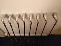 Mcgregor graphite shaft m455 set of irons
