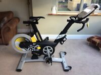 Pro Form Tour de France 5.0 Indoor Cycle - AS NEW!