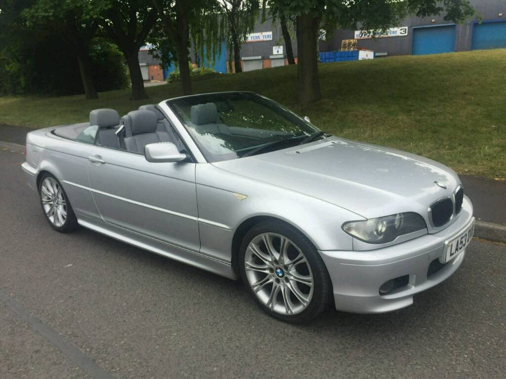 BMW 318i 53 2004 REG M SPORT CABRIOLET WITH GREY LEATHER | in ...