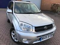 ***AUTOMATIC TOYOTA RAV4, 2005, 2.0 PETROL**RECENTLY SERVICED **LEATHER