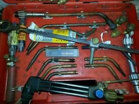 Oxygen acetylene kit