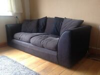 2/3 seater SOFA and two ARMCHAIRS