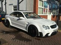 Mercedes CLK63 AMG BLACK SERIES CLK320