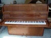 Upright Piano Daneman Darlic (free Local Delivery)