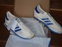 Men Adidas trainers brand new with tags and box , size 11