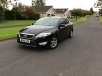2010 Ford Mondeo 1.8 diesel 6 speed Full service history