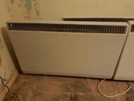 Dimplex storage heater set