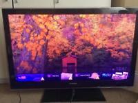 "Samsung 46"" Internet led tv"