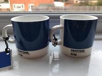 Pantone Espresso Cups - New