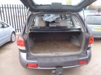 Hyundai SANTA FE,1991 cc 4x4,FSH,full leather interior,runs and drives very well,tow bar fitted