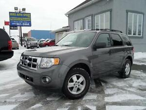 2012 Ford Escape XLT BAS MILLAGE