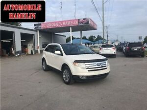 2008 Ford Edge Limited 4x4 cuir toit pano mags