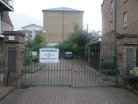 PARKING NEAR CANARY WHARF*GATED & OFF STREET*PRIVATE DEVELOPMENT*FLEXI LET