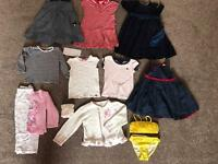 Girls bundle 2-3 (ralph Lauren, Gap, Bambini, junior J, JoJo Maman Baby)