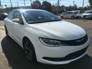2015 Chrysler 200 S *SUNROOF-NAVIGATION* Kitchener / Waterloo Kitchener Area image 6